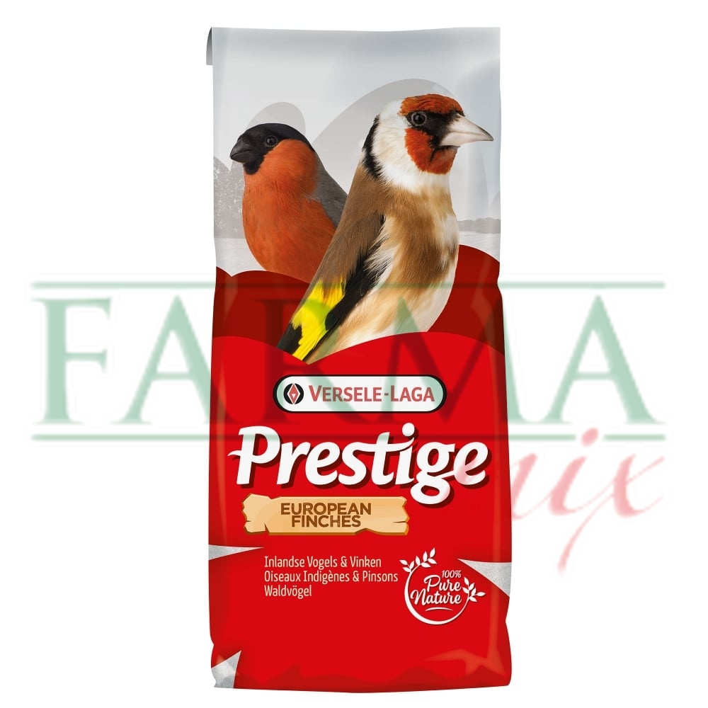 Versele Laga Prestige Europan Finches Breeding Without Rapeseed 20kg