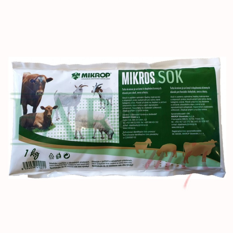 MIKROP MK A1/CDP plus 30kg