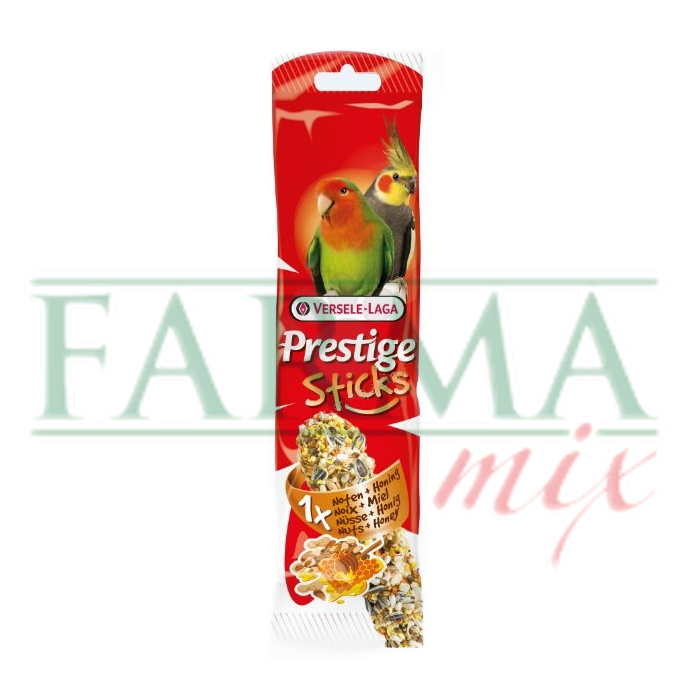 Versele Laga Prestige Sticks Parrots Nuts & Honey 1 ks