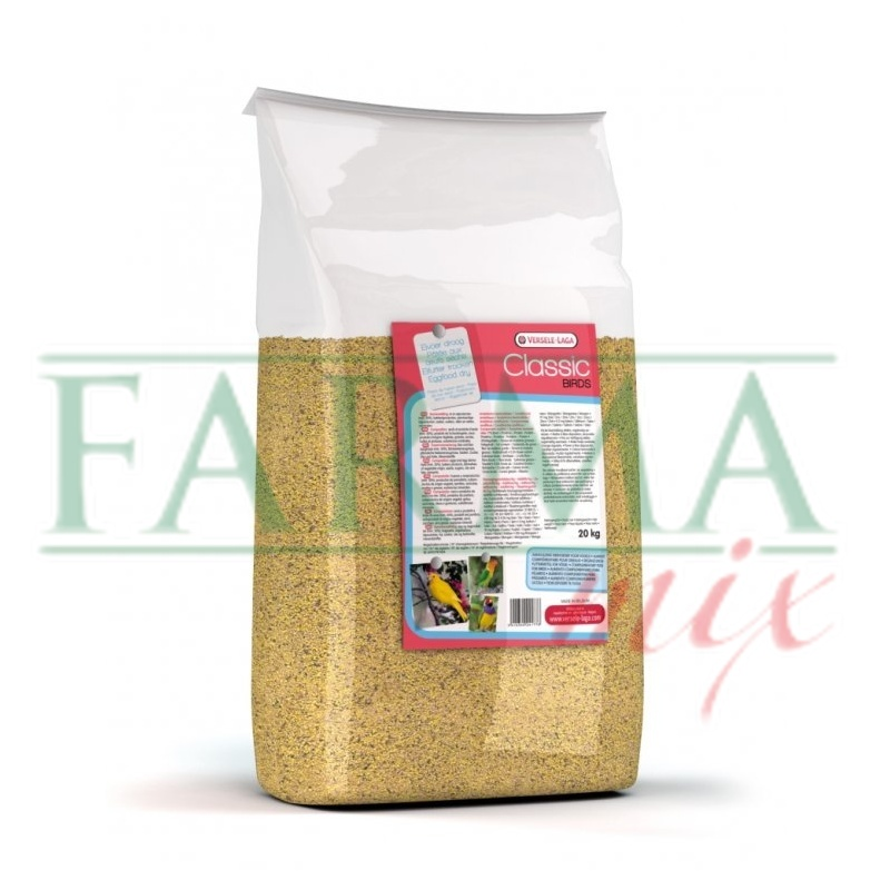 VERSELE LAGA Classic Bird Eggfood Moist 20kg