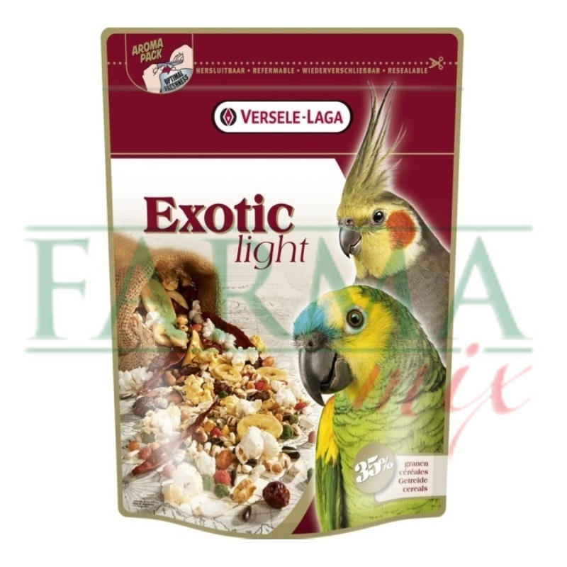 Versele Laga Exotic Light 12,5 kg